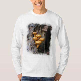 Golden Mushrooms ~ T T-Shirt