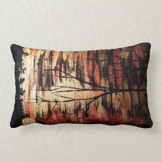 Golden Nights Lumbar PJ Miller Lumbar Pillow