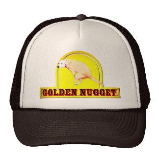 Golden Nugget Mesh Hats