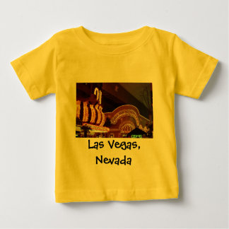 Golden Nugget Las Vegas Baby T-Shirt