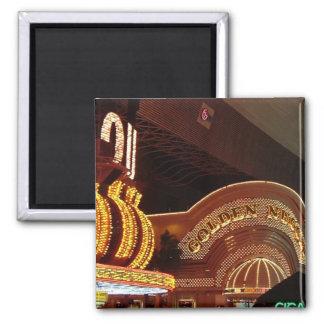 Golden Nugget Las Vegas Magnet