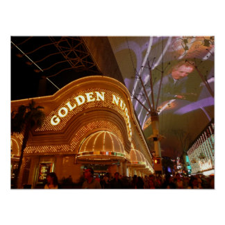 Golden Nugget Poster