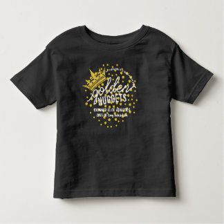 GOLDEN NUGGETS: FRONT LOGO TODDLER T-SHIRT