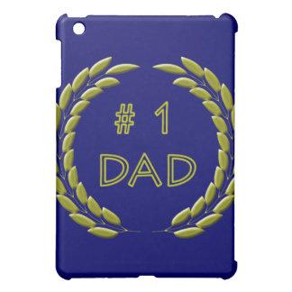 Golden Number 1 Dad iPad Case