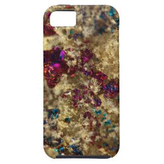 Golden Oil Slick Quartz iPhone SE/5/5s Case