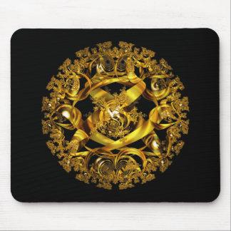 Golden Orb Range Mouse Pad
