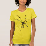 Golden Orb Spider T Shirt