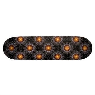Golden Orb Tower 00120150507220114 Skateboard Deck