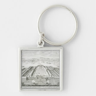 Golden Palace of the Emperor Nero (AD 54-68), Rome Keychain