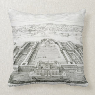 Golden Palace of the Emperor Nero (AD 54-68), Rome Throw Pillow