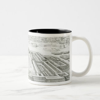Golden Palace of the Emperor Nero (AD 54-68), Rome Two-Tone Coffee Mug