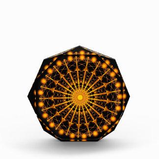 Golden Palatial Octagonal Award