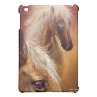 Golden Palomino Art Case for iPad Case For The iPad Mini