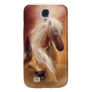 Golden Palomino Art Case for iPhone 3 Galaxy S4 Covers
