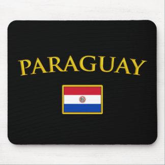 Golden Paraguay Mouse Mat