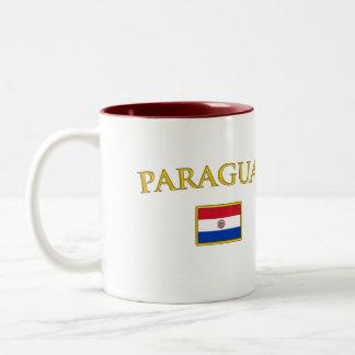 Golden Paraguay Mugs