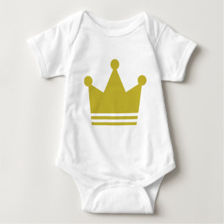 golden party crown icon t shirts