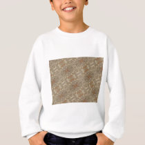 GOLDEN PATTERN SWEATSHIRT
