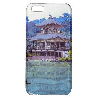 Golden Pavilion Hiroshi Yoshida garden lake scene iPhone 5C Case