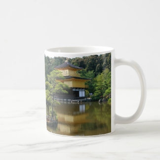 Golden Pavilion Temple in Kinkaku Coffee Mug