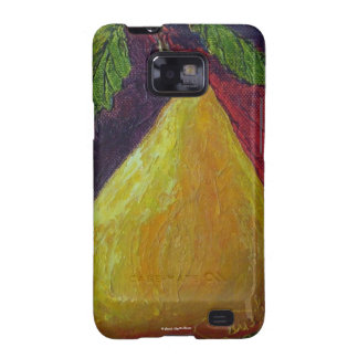 Golden Pear Samsung Galexy Case Samsung Galaxy S2 Cover