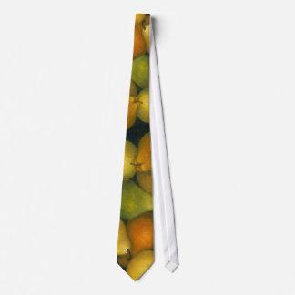 golden pears tie