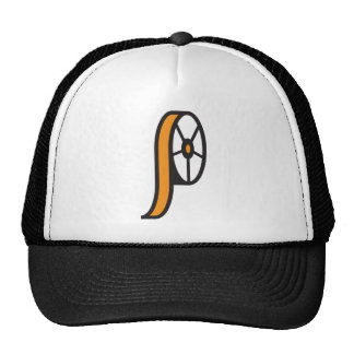 golden penny films trucker hat
