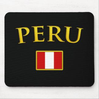 Golden Peru Mouse Pad