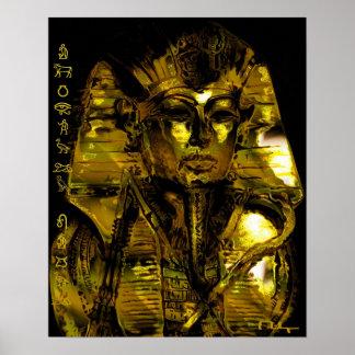 golden Pharaoh Poster