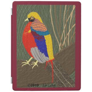 Golden Pheasant iPad Cover