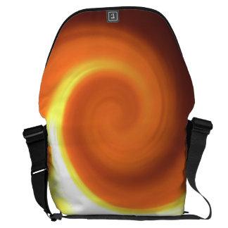 Golden Phoenix Rising I SDL Bag 1 Messenger Bag