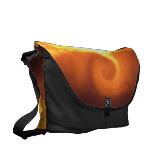 Golden Phoenix Rising II SDL Bag 1 Courier Bag