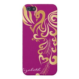 Golden Phoenix Rising Speck Case