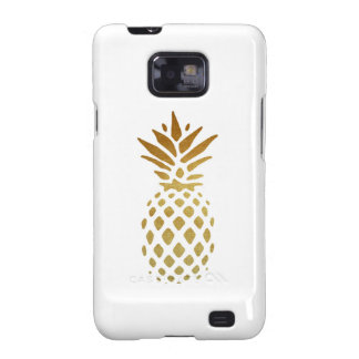 Golden Pineapple, Fruit in Gold Galaxy SII Covers