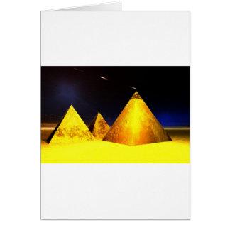 Golden Piramids@PGD Card