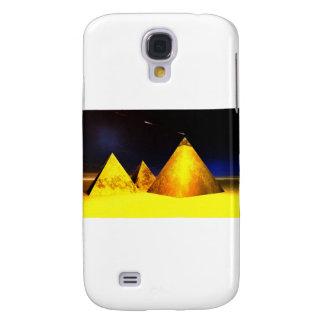 Golden Piramids PGD Samsung Galaxy S4 Cover