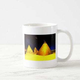 Golden Piramids@PGD Coffee Mug