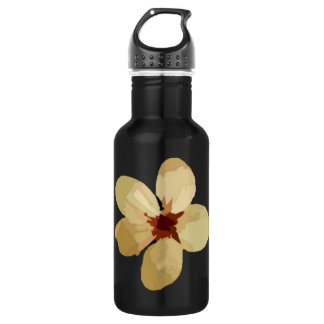 Golden Plum Blossom Water Bottle