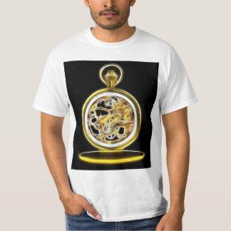 Golden Pocketwatch Pocket Watch T-Shirt