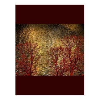 Golden Pond Postcard
