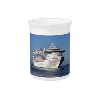 Golden Princess cruise ship Beverage Pitcher