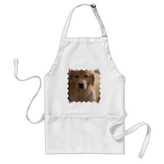Golden Pup Adult Apron