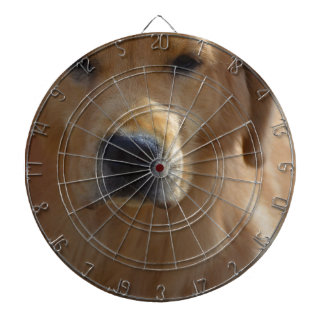 Golden Pup Dart Board