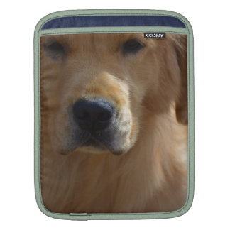 Golden Pup Sleeve For iPads