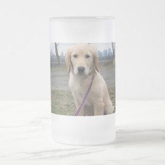 Golden Puppy by The Reservoir Beer Mug
