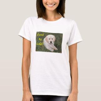 Golden Puppy Good T-Shirt