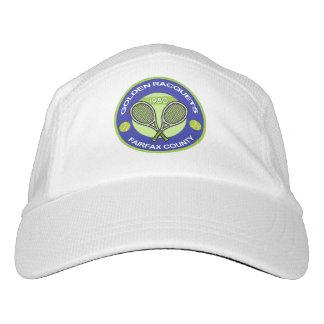 Golden Racquets Hat