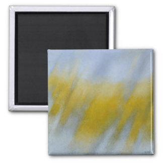 Golden Rain Magnet