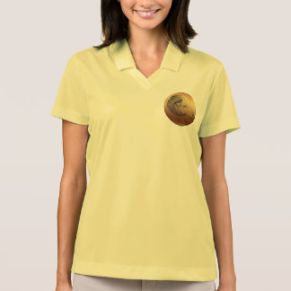 Golden Ram Chinese New Year Or Birthday Woman Polo