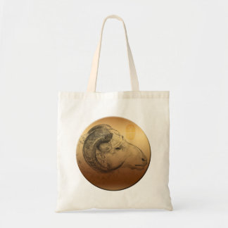 Golden Ram Year 2015 Tote Bag